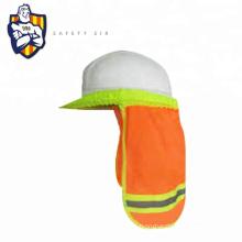 Hard Hat Sun Shield sun protection helmet fishing safety hat