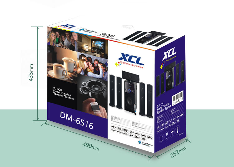 Home Theater Package