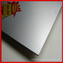 Folha da liga do titanio 6al4V no estoque