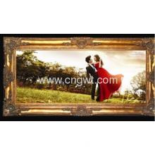 70 Inch Frame European Large Wedding Dress Wedding Frame Frame Resin Embossed Picture Frames