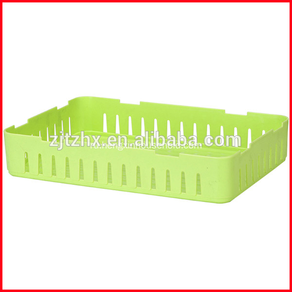Plastic Kitchen Cutlery Tray