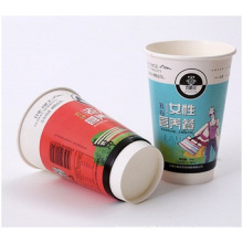Coffee Paper Cup Insulation Hollow Glass, High Quality Tea Cups