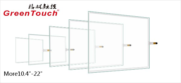 Resistive Touchscreen Panel