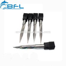 BFL-Hartmetall-V-förmiger Holzfräser, Gravurfräser