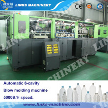 Hot Selling Automatic 4000bph Pet Bottle Blowing Machine