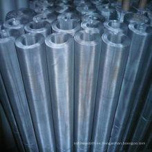 Malla de alambre de acero inoxidable con precio moderado