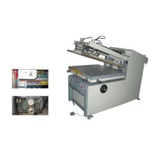 Máquina de impressão da tela do microcomputador