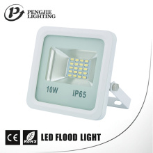 10W LED Square Floodlight para exterior com Ce RoHS SAA