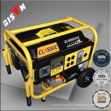 BISON (CHINA) Honda Generador de 3 fases, Generador Honda gx390, Generador de gasolina 5kw