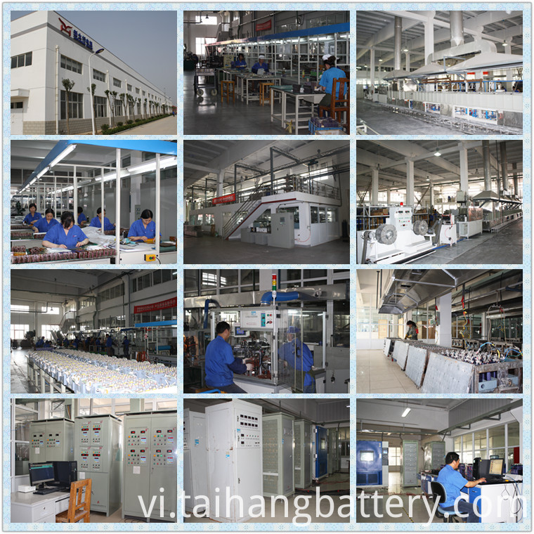 ni-cd battery factory