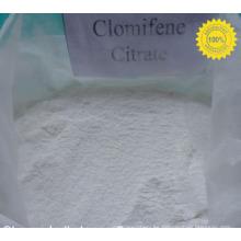99% Pureza Fábrica de suministro directo Citrato de clomifeno (Clomid)