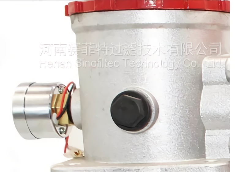 STF Series Double Cylinders Return Oil Filter