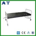 Pulverizar a cama dobrável duplo para hospital