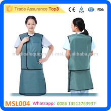 MSL004-i New style hospital x-ray room lead apron with radiation protective and lead apron with cheap price