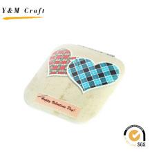 Espejo cosmético de alta calidad para regalo de niña (M05065)