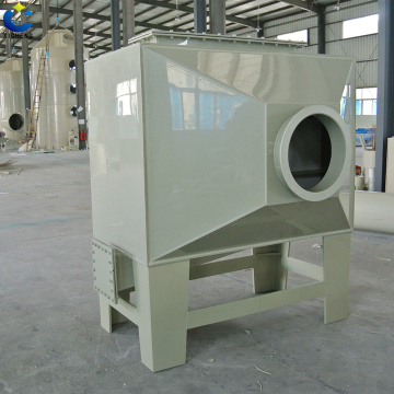 Activated carbon organic waste gas adsorption tower