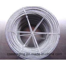 High Quality Galvanized Steel Wire Rope