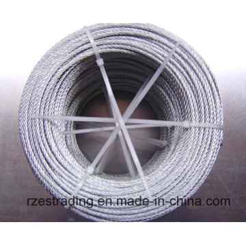 China High Quality Galvanized Steel Wire Rope Manufacturers