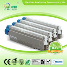 Compatible Color Toner Cartridge for Oki C5600