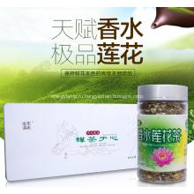 вкусный здоровый lotus чай