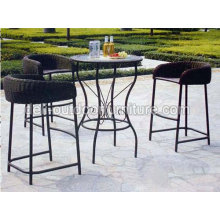Indoor And Outdoor Bar Table Sets