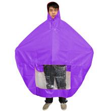 Hot sales Disposable Heavy Duty Raincoat  Fabric High Visibility Disposable Biking Rain Gear Poncho
