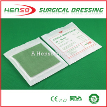 Henso Desechable Green Compress Gauze