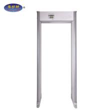 Hot Selling Basic One Walk Through Metal Detector Portable Door Frame Gate