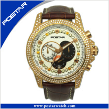 석재 설정 공장 가격 Psd-2780 하이 엔드 슈퍼 스포츠 시계