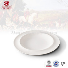 Dubai western dinnerware sets stoneware dinnerware soup plate