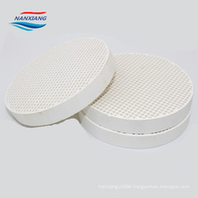 rectangle infrared honeycomb ceramic plate for bbq stove