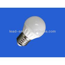 G45 smd led lâmpada a27 3w
