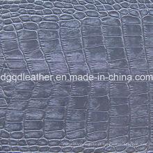 Design de moda em couro de PVC (QDL-51460)