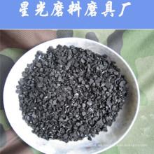 Gránulos de carbón activado con cáscara de coco