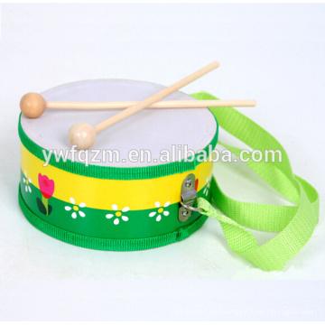 Hote sale chino instrumento musical juguete tambor acústico set bebé juguete musical