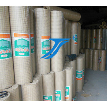 3/4*3/4′′ Hot DIP Galvanized Welded Wire Mesh