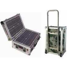 40W Solar Power System Portable Case Box