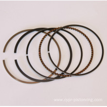 Gasoline engine piston ring