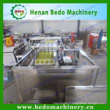 Machine de suppression de graine de fruits en acier inoxydable de haute capacité élevée, prix d'usine de séparateur de graines de fruit 008613253417552