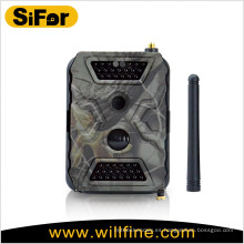 Scout trail camera 12MP 720P con 940nm de soporte IR invisible SMTP GPRS GSM MMS lapso de tiempo