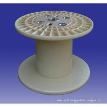 PN500 plastic spool bobbin,round line dish