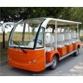Solar Electric Sight-Seeing Cars Touring Car