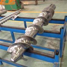 bimetallic rubber extruding screw