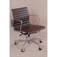 Réplica de la silla de oficina de gestión de Eames Aluminium Group
