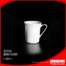 convenant au restaurant élégant céramique travel mug à café boire