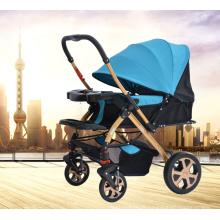 Porte-bébé de poussette de bébé, poussette de bébé faite sur commande, pour la vente