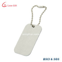 Stainless Steel Blank Dog Tag Chain