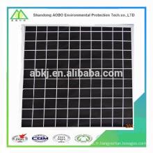 Fournir le filtre à air à charbon actif / filtre à air industriel.