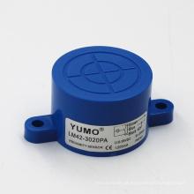 Yumo Lmf42 Sensing 20mm Distância Sensor de Proximidade Indutivo
