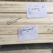 Planche d'échafaudage de niveau de pin, bois de construction en bois / pin LVL